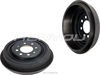 Casting Iron Brake Drum For Renault Espace II 77 00 710 511 With Compertitive Price