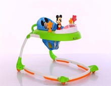 2017 new Sample Baby Walker For Sit-to- Stand