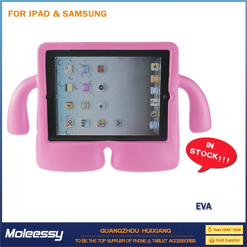 New Arrival foam eva case cover for ipad 2 3 4 made in china