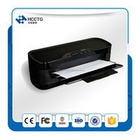 Portable mobile USB/Wifi/bluetooth usb powered a4 size dot matrix paper portable printer --HCT 120MP