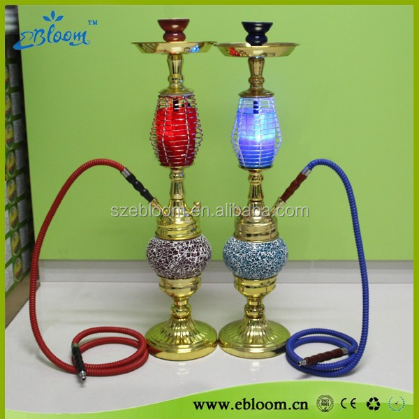 Best selling new hookah portable hookah shisha with factory price