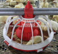 Automatic Plastic bird feeder Poultry farming equipment for broiler/chicken house cheap price
