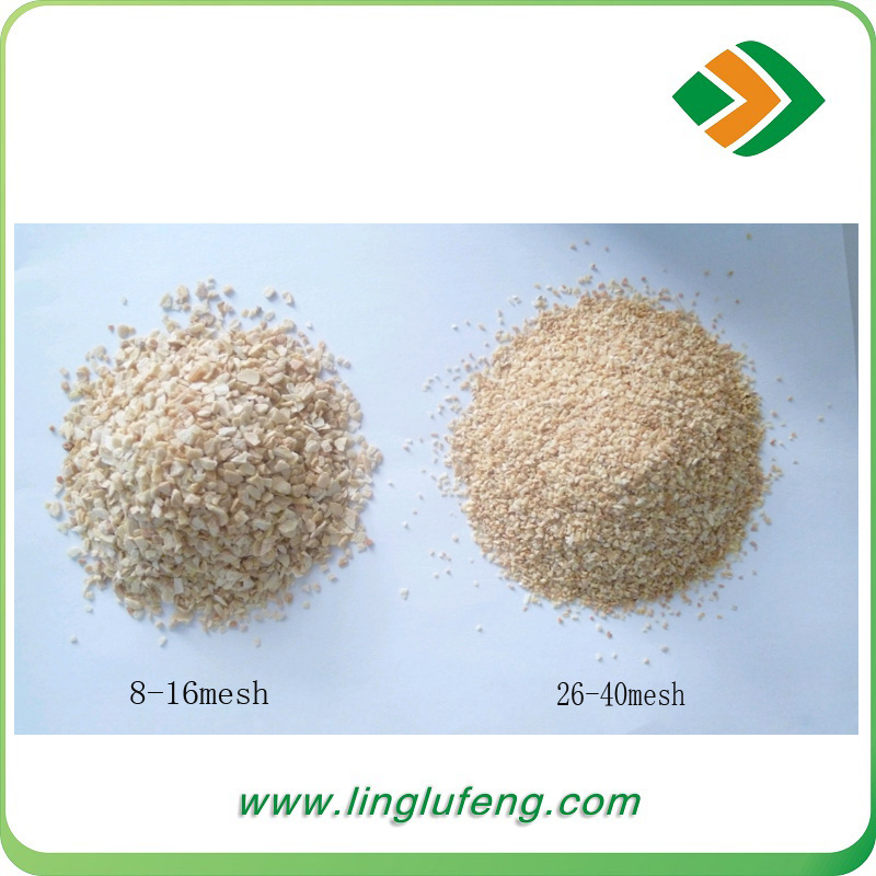 top quality new crop garlic dried granules 40-80 mesh