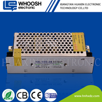 Output Power and 24V Input Voltage din rail power supply
