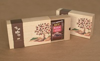Coffee beans paper packaging box