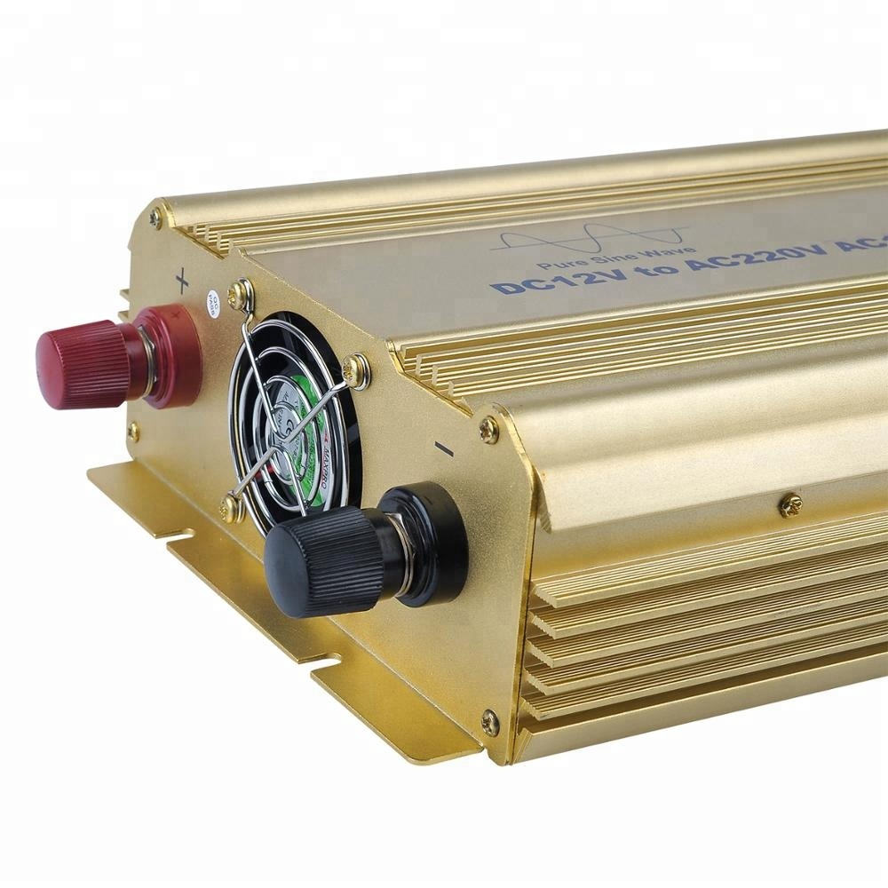 Hot sell Meind 2000W True Pure Sine Wave Inverter With UPS and AC charge