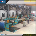 Automatic metal coil cutter