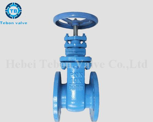 Double Disc Flat Gate Valves