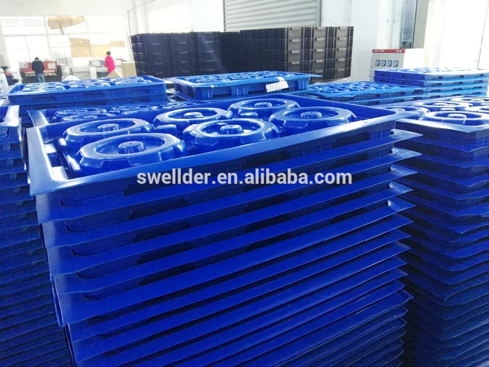 ABS thick vacuum form processing plastic cover