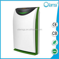 CE CB ROSH Approved electronic air purifier for home, wholesale Hepa filter Air Purifier with humidifier and odor senser