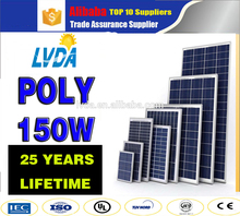 150 watt poly solar panel price