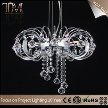 Professional OEM/ODM Factory Supply OEM Design italian modern chandelier lights from China workshop