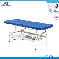 YXZ-1C best sell 3 Section Hi-Low Hydraulic Examination Couch portable /physiotherapy examination bed