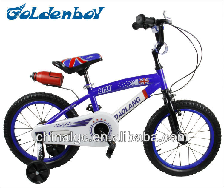 new design light weight bmx bike export to russia for kids 6 years old with high quality plastic basket for boys