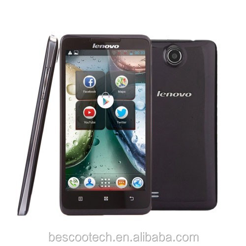 New Lenovo A766 Smartphone Android 4.2 MTK6589m Quad Core 3G GPS 5.0 Inch IPS Screen Call phone