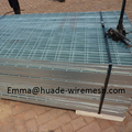 Walkway metal grating/metal platform bar grating/bar grating(Galvanized)