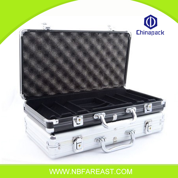 Wholesale useful high quality aluminum sample cases