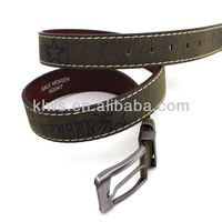 2014cool yellow mens belt mens green belt