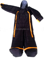 Outdoor sleeping bag for camping and hiking