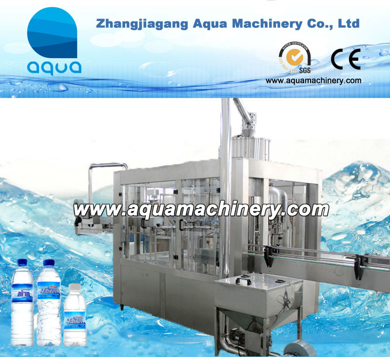 Portable Water Bottle Filling Machine Manufacture