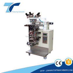 High Speed Multi Lanes Sachet Powder Bag Packaging Machine