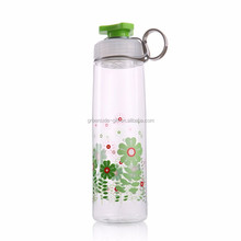 China supplier good quality 800ml sport water bottle plastic