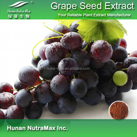 Plant Extract Grape Seed Extract 95% Polyphenols (ISO9001/ ISO22000 CERT)