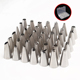 Cake Decorating 42Pcs/set Large Stainless steel Icing Piping baking Nozzles Pastry Tips Set Kitchen Accessories