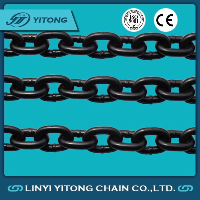 China Products Factory Quality High Tensile Alloy Steel g80 <strong>Chain</strong>