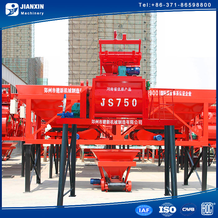 excellent quality concrete mixture machine