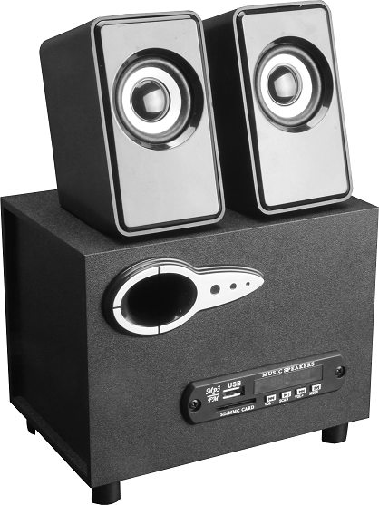 stereo professional 18 inch subwoofer box mini cube speaker