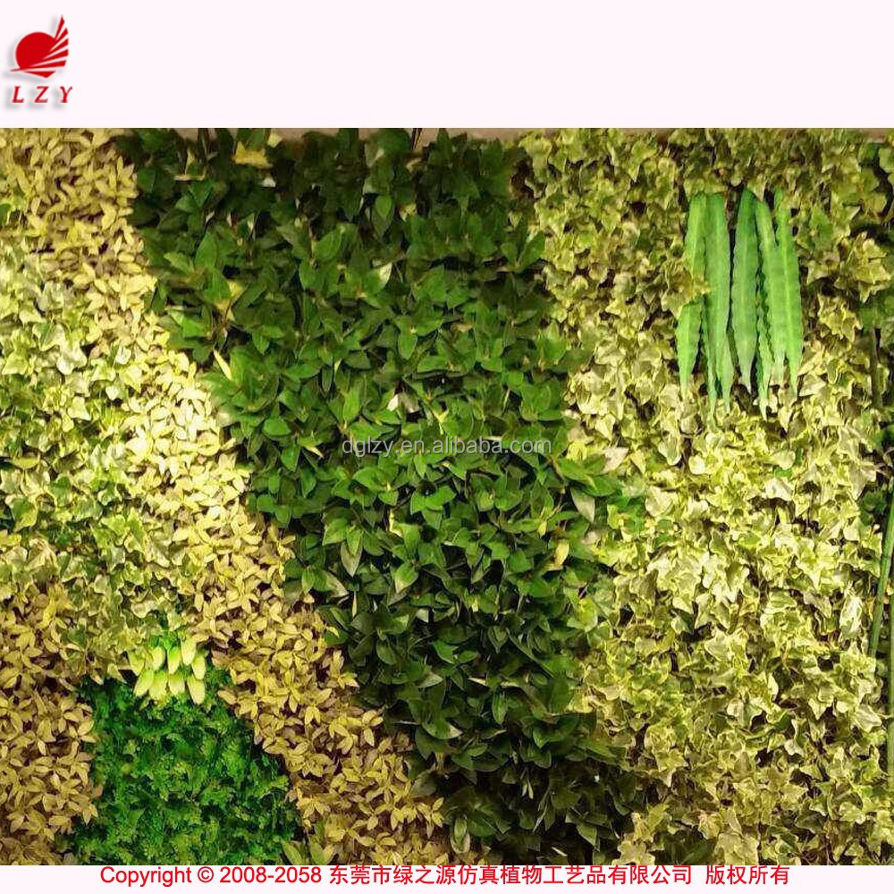 Free design wand verticale tuin planten kunstmatige kamerplant muur planten andere kunstmatige - Designer tuin ...