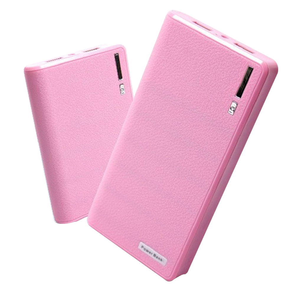 Rechargeable 18650 lithium Battery mobile real 12000 mah power bank