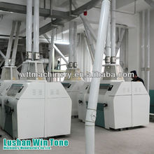 20-1000TPD Maize Flour Production Line with high efficiency