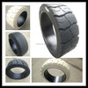 high quality press on solid tires 18x7x12 1/8 16 1/4x5x11 1/4 for sale with fast delivery