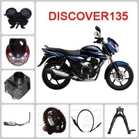 BAJAJ DISCOVER135 motorcycle spare part Handlebar & Control Cable & Mirror & Spring