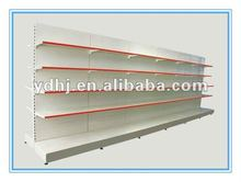Flat Back Board Wall Mount Pharmacy Display Rack Shelf
