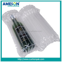 Portable Industrial Use air bubble plastic packing bag