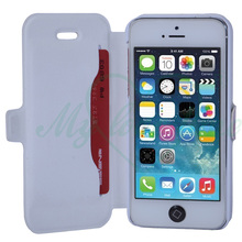 OEM & ODM leather case for apple iphone 5s