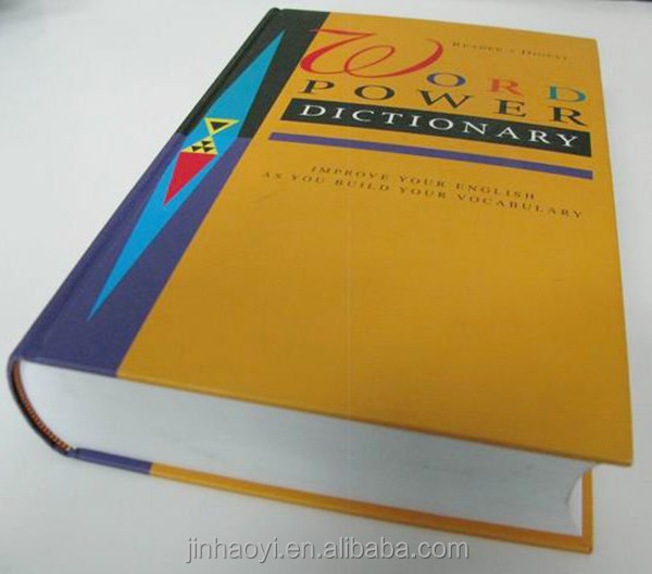 print english words dictionary for different language with fast delivery
