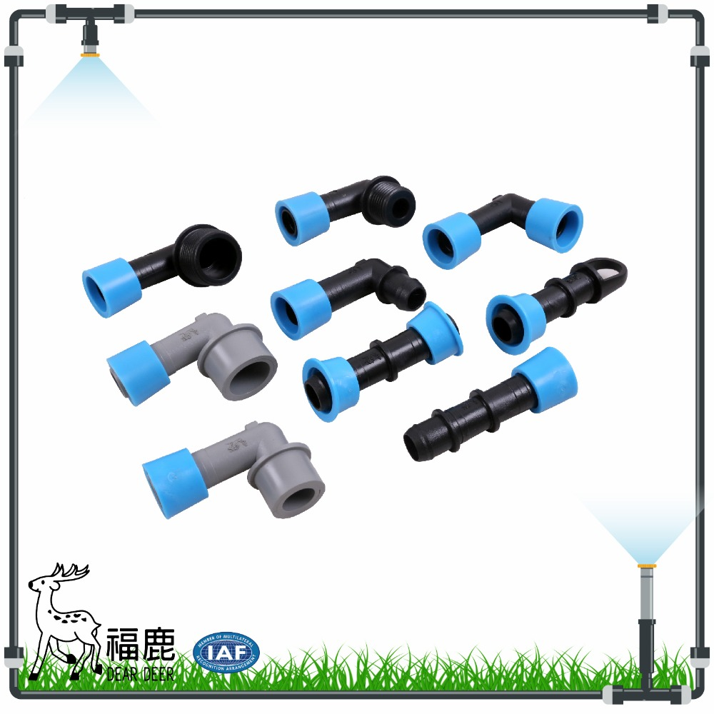 Quality Assurance agriculture Drip Tape Fittings china For Factory Direct Sale