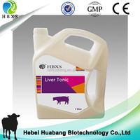 veterinary hepatorenal tonic with livestock liver metabolic disorders drug