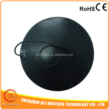 110V Silicone Heater Elements