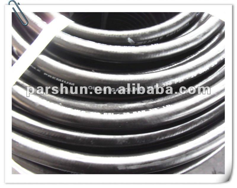 Good oil resistance and wear resistance for Oil Hose