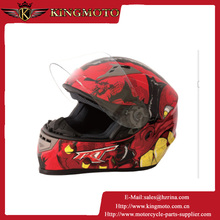classic full face helmet motorcycle helmet with ece for KM001