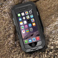 Heavy Duty Scratch Resistance Waterproof Phone Case Cover For iPhone 6 6S