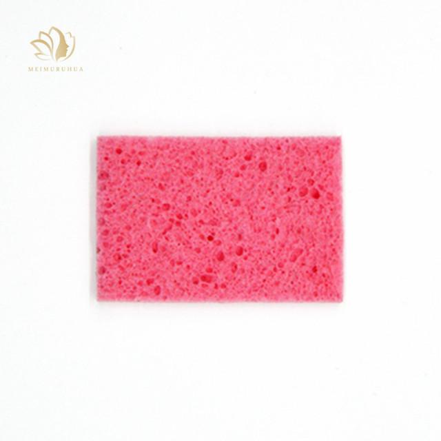 effectively cleaning cellulose sponge foam sponge