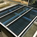 High quality glass louvre windows/hot sale in Australia glass louvre blade/Aluminum Sun Louvers