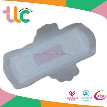 High quality and competitive price Disposable Style feminine sanitary napkin/ sanitary pads/towels factory