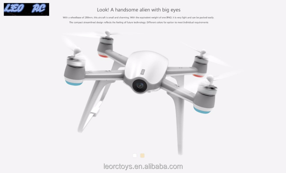 Walkera AiBao drone playing game 2.4Ghz 4ch RTF brushless rc racing drone with 4K HD camera &GPS